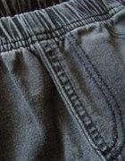jeansowe legginsy HM