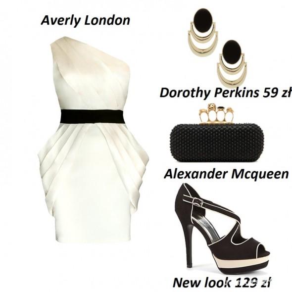 Ubrania Averly London 1