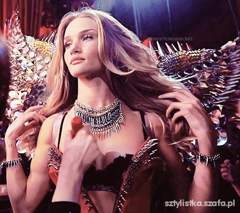 Victorias Secret Hair Make Up W Fryzury Szafapl