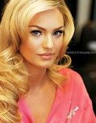 Victorias Secret hair make up