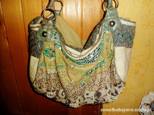 Accessorize od Monsoon moja letnia torba...