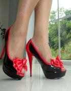 czarno czerwone 36 nowe