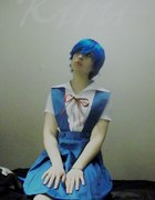 Cosplay Ayanami Rei