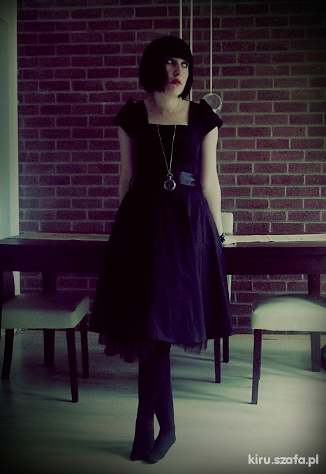 Na specjalne okazje Japan Style Sukienka
