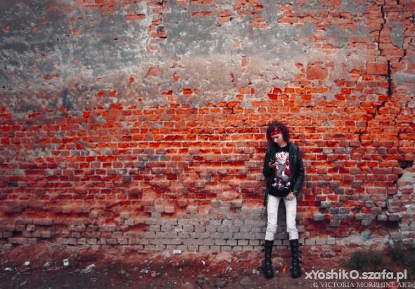 Mój styl Beside The Wall