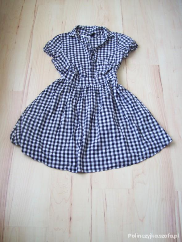 Suknie i sukienki HiM sukienka pin up 42