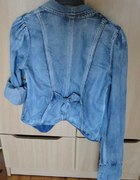 jeansowa croop
