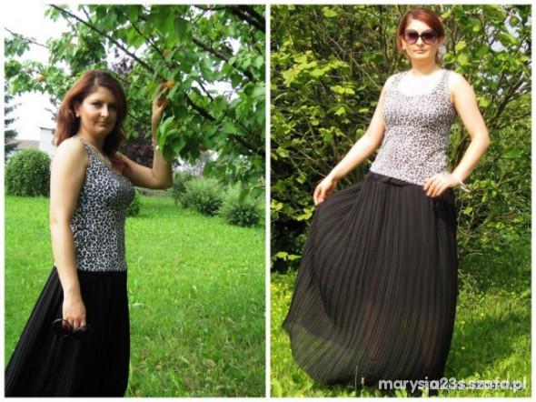 Mój styl my maxi skirt Marcelka Fasfion