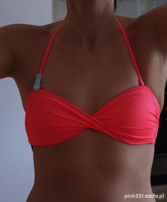 new yorker neon bikini bandage bandażowe...