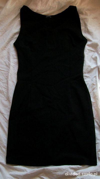 Suknie i sukienki KLASYCZNA MAŁA CZARNA XS