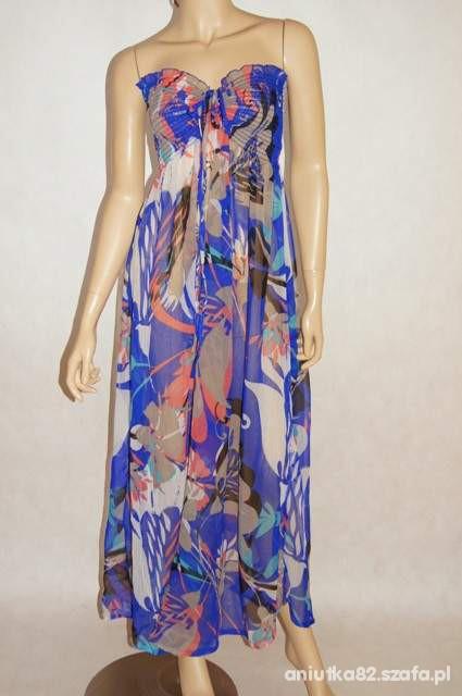 Suknie i sukienki sliczna sukienka na lato