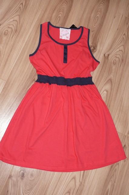 eab64ee0db Sukienki i spódniczki 140cm NOWA sukienka dla dziewczynki 9 do 10 lat