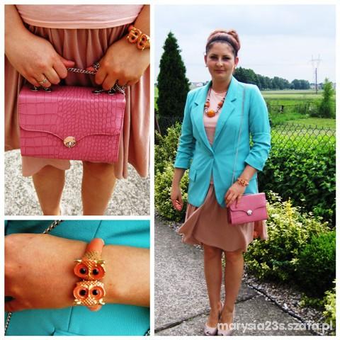 Mój styl my pastel look Marcelka fashion