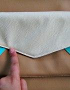 mieta i odcienie nude 15cm na 25cm