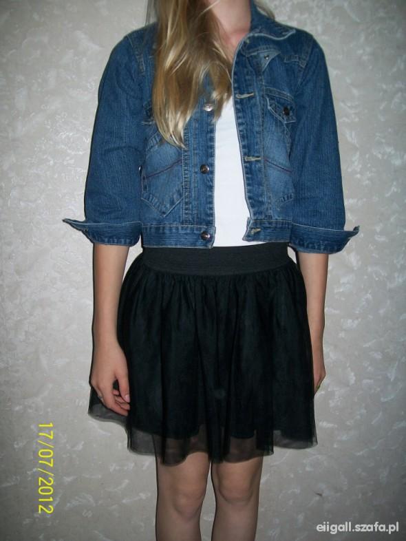 Mój styl spodniczkkurteczka