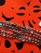 Bransoletka w kolorze srebra firmy Monnari