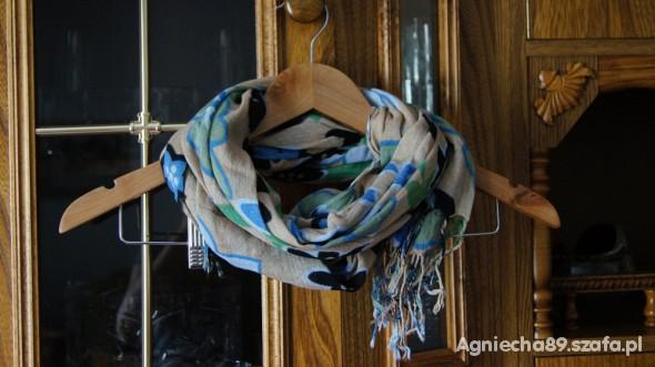 Chusty i apaszki floral