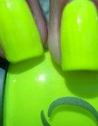lakier orly neon yellow...