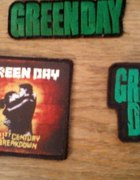 Naszywki Green Day...