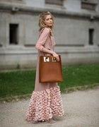 swietna sukienka i torebka