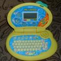 edukacyjny laptop v tech