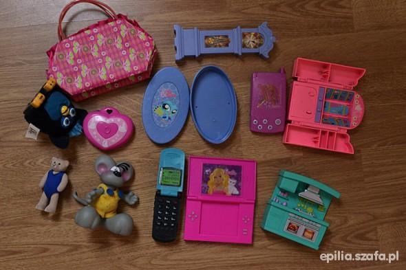Zabawki diddl winx witch zabawki zestaw miś teddy