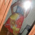 Śliczna letnia sukienka
