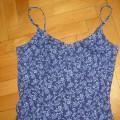 sukienka letnia floral old navy 34