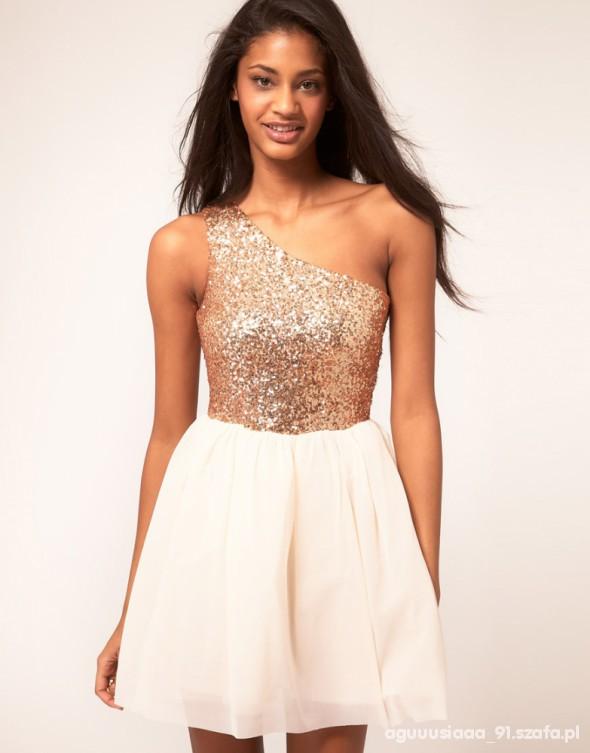 Wasze inspiracje asos sukienka kopciuszka z serialu Jane by Design