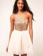 asos sukienka kopciuszka z serialu Jane by Design