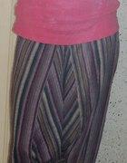 szarawary kolorowe