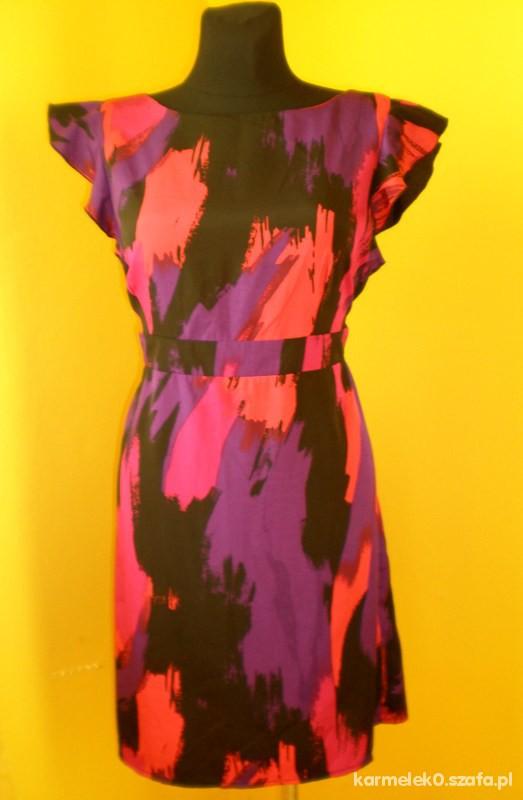 Suknie i sukienki wielkokolorowa sukienka George XXL