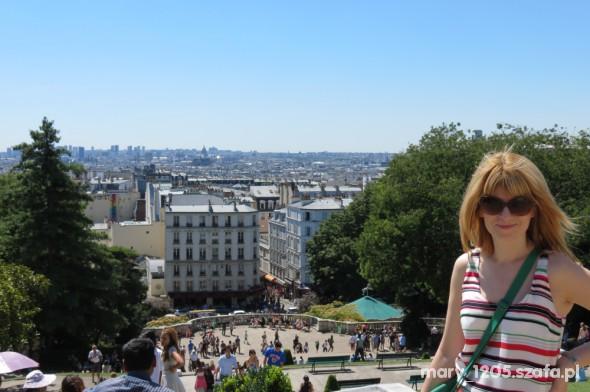 Mój styl wakacje w Paryżu
