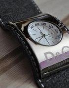 damski lub męski zegarek D&G dolce gabbana