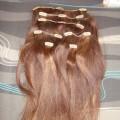 Włosy Naturalne 50 55 cm clip in