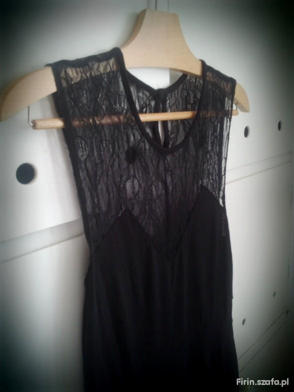 Suknie i sukienki Sukienka TOPSHOP z koronką