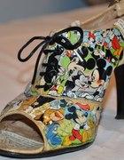 stare nowe buty...