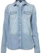 koszula jeansowa h&m