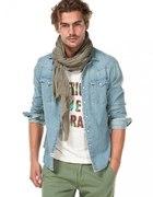 jeansowe koszula Levis