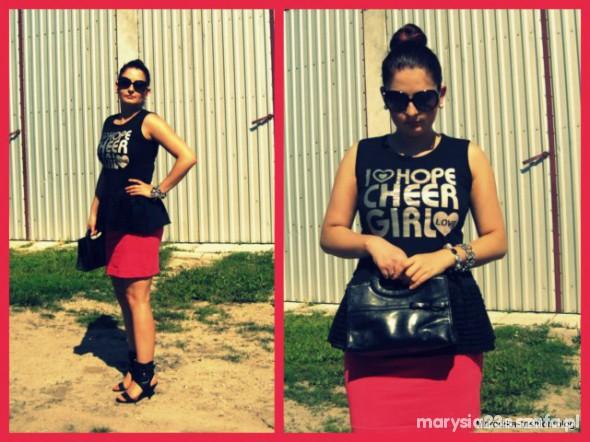 Mój styl Baskinka Marcelka Fashion