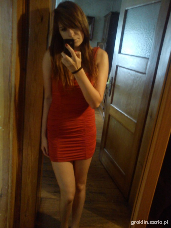 Imprezowe Sukienka h&m