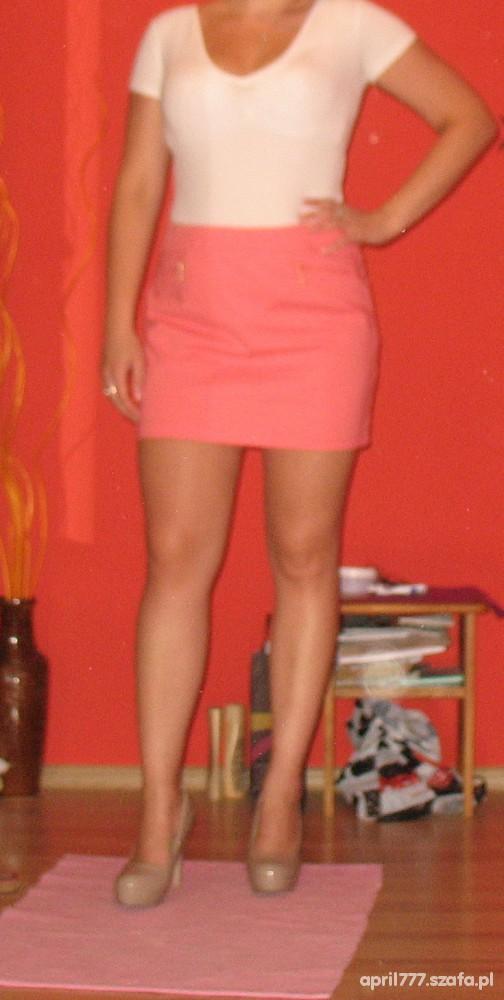 Mój styl SPODNICZKA H&M