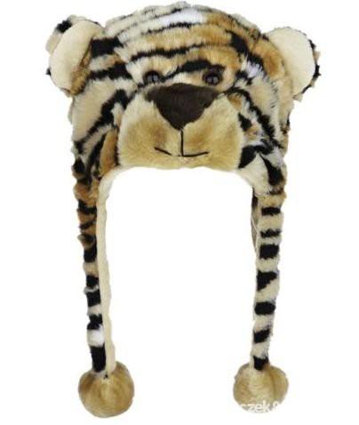 Czapka z tygryskiem...