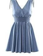 Jeansowa sukienka HandM XL