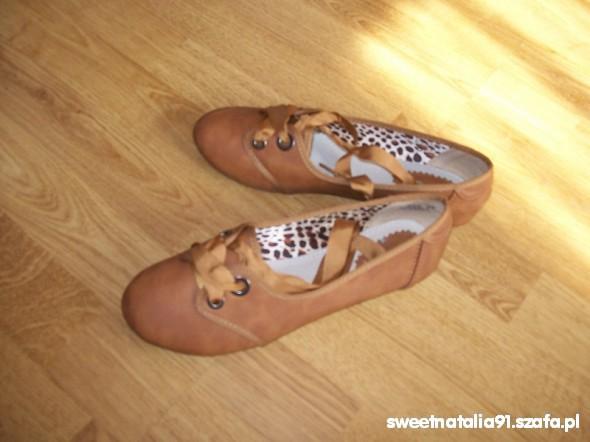 Balerinki nowe balerinki 38