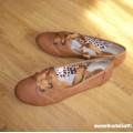 nowe balerinki 38