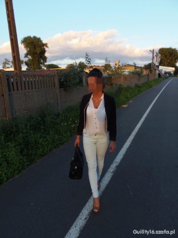 Eleganckie Niedzielny spacer