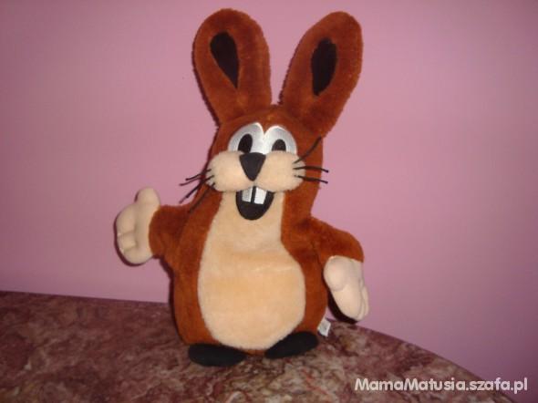 Zabawki Pacynka królik