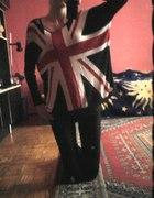 Sweterek Brytyjska Flaga