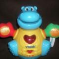 grająca wańka wstańka hipopotam v tech